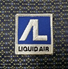 LIQUID AIR (TRUCKING) Iron or Sew-On Patch