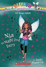 Nia the Night Owl Fairy Rainbow Magic Night Fairies #5