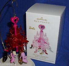 Hallmark Barbie Ornament The Shoe Chandelier 2012 Pumps Slings Heels Open Toe