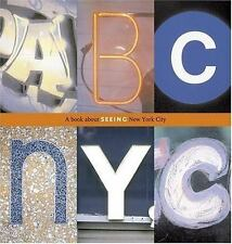 ABC NYC: A Book About Seeing New York City-ExLibrary