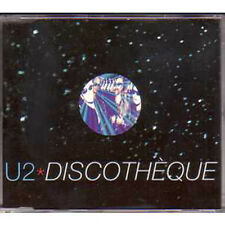 MAXI CD U2 Discotheque 4 tracks jewel case ++++++++++++