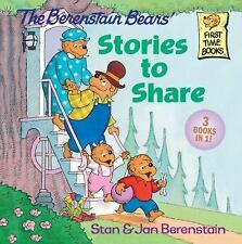 The Berenstain Bears' Stories to Share (First Time Books)