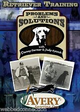Avery Sporting Dog Retriever Training Duck Basics Problems & Solutions DVD Duck
