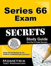 Series 66 Exam Secrets Study Guide : Series 66 Test Review for the Uniform...