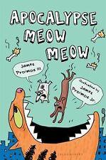Apocalypse Meow Meow by James Proimos (2015, Hardcover)