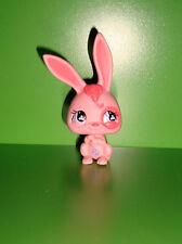 A1  FIGURINE PETSHOP LITTLEST PET SHOP LAPIN ROSE RABBIT BUNNY