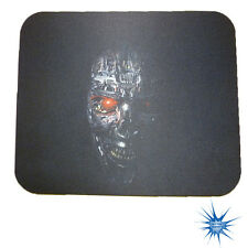 Terminator  FACE  Anti Slip PC Gamer Picture Mouse Pad