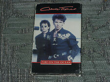 Climie Fisher:  Fire on the Ocean  Cassingle   NEW EX SHOP STOCK
