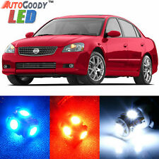 13 x Premium Xenon White LED Lights Interior Package Kit for Nissan Altima +Tool