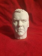 1/6 Dragon Did Kopf Head Kiefer Sutherland Jack Bauer 24 Custom Unbemalt