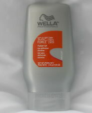 **NEW** Wella Sculpt Force Flubber Gel 4.58oz **FREE SHIPPING**