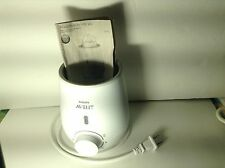 Philips AVENT Baby Bottle Warmer and Food Heater/Defroster Manual Shut Off