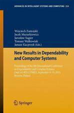 New Results in Dependability and Computer Systems : Proceedings of the 8th...