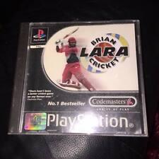 BRIAN LARA CRICKET  ps1 Playstation Psone (bestseller edition)