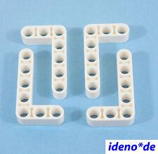LEGO Technic Technik 4 Stk. Liftarm 3 x 5 weiß 32526 9398  NEUWARE