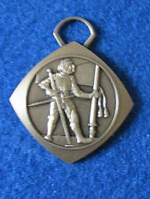 Vintage Swiss Military Shooting Medal - 1989 on back
