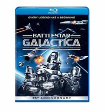 BATTLESTAR GALACTICA 35TH ANNIVERSARY BLU RAY 1978
