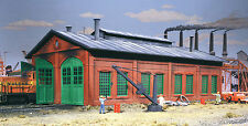 Walthers -HO-#3007         2-Stall Enginehouse - Kit