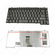 KEYBOARD SPANISH for LAPTOP TOSHIBA Tecra A3X Black