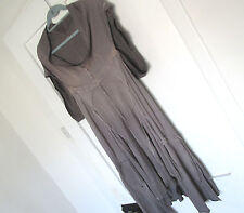 Women's All Saints 'Phinius' Deconstructed Dress. UK 10. Good Condition.