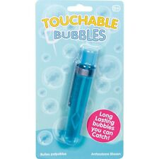 Touchable Bubbles Long-Lasting Toy Garden Child Children Outdoor Party Blower