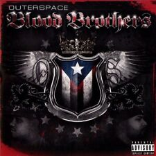 OuterSpace-Blood Brothers (CD - 2006-us-original)