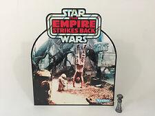 Reproducción Vintage Star Wars ESB Yoda Vader tienda/la suspensión de exhibición de la tienda