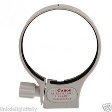 Metal White Tripod Mount Ring for Canon EF 70-200mm F/2.8L USM Lens