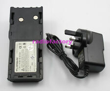 2700mA HNN9628 Li-ion Battery for Motorola GP88 GP300 LCS2000 LTS2000 + Charger