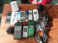 job lot nokia sony ericsson mobile phones