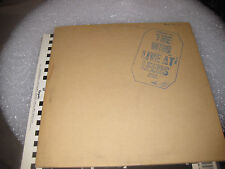 The Who; Live At Leeds on  LP
