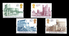 GB 1992 Gold Head Castles 4 Values Unmounted Mint SALE PRICE BN1797