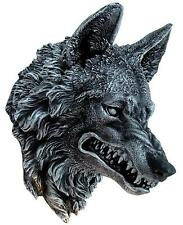 Nemesis Now Gothic Wolf Wall Plaque 30 cm WOLF Head-Fantasy