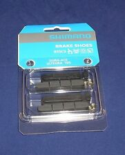FULL SET Genuine Shimano R55C3 Ultegra, Dura Ace 7900, 105 Road Bike Brake Pads
