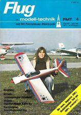 FMT8004 Bauplan MT-805 Leistungssegler EXZELLENT + FMT 4 1980