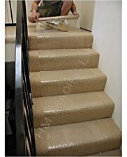 Self Adhesive Clear Carpet Roll Wood Floor Protector Cover Decorating Dust Sheet