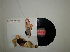 """Carolina Marquez – Bisex Alarm - Disco Mix 12"""" Vinile ITALIA 2000 Euro House"""