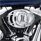 Harley No.1 Chrome Air Cleaner Cover 99 Up FLH FXST FLST FXD 27956-10