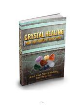 Crystal Healing ebook su CD