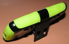 HYBRID KICKSTAND CASE SAMSUNG ADMIRE 2 / GALAXY AXIOM R830, Lime Green and Black