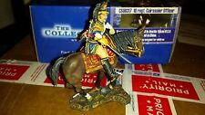 THE COLLECTORS SHOWCASE FRENCH NAPOLEONIC CS00317 10TH CUIRASSIER  OFFICER