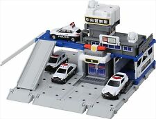 Takara Tomy Tomica Tomica Town Build City Police Station