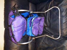 GERRY CHILD'S BACK PACK CARRIER HIKING