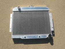 1970 - 1985 Jeep CJ Lightweight Aluminum Radiator for Chevy V8 Swap 3 Row Core