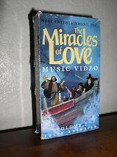 The Miracles of Love Music Video Volume 2: Fully Animated (VHS,1992)