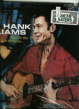 HANK WILLIAMS 'WAIT FOR THE LIGHT TO SHINE' LP (Polygram Records 833 071-1 Y-1)