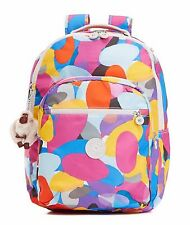 【NWT AUTHENTIC】 KIPLING Seoul Laptop Backpack, multi color, MSRP $124