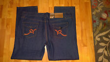 *New* Rocawear Classic Fit Flap Pocket Jeans Size 48x34