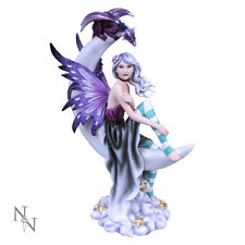 Nemesis Now Moonique Gothic Fairy Figurine Moon Stars Ornament Statue Fantasy