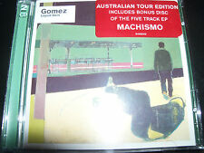 Gomez Liquid Skin Australian Tour Edition 2 CD with Machismo CD EP Up for Grabs,